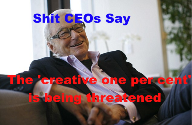 Shit CEOs Say 9