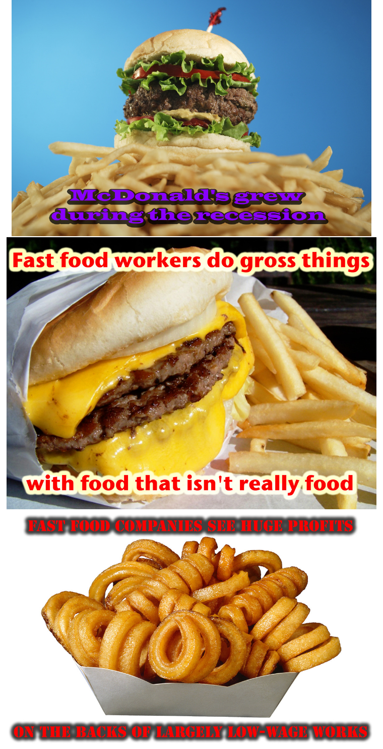 power of suppliers in the fast food industry Purdue extension ec-722 industry analysis: the five forces cole ehmke, joan fulton, and jay akridge department of agricultural economics kathleen erickson, erickson communications.