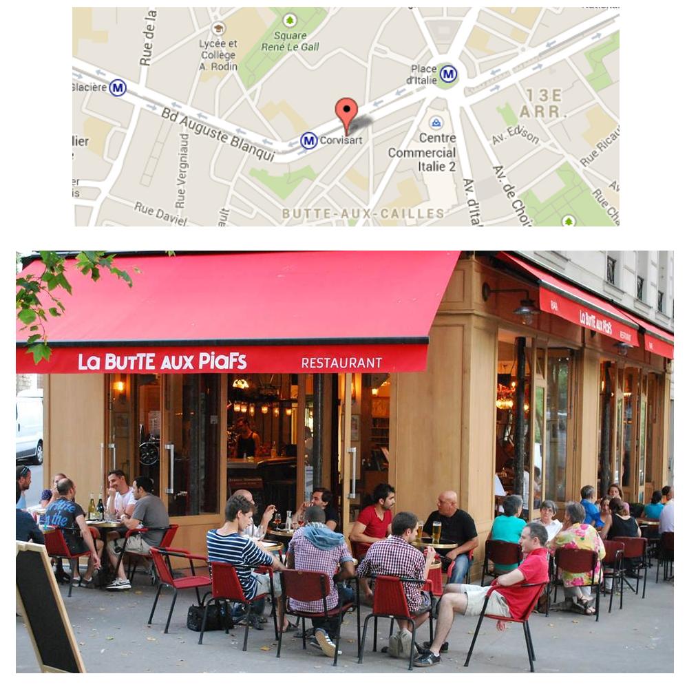 Cómo comer como un local en París, De acuerdo a los parisinos reales